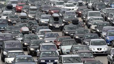 En Ile-de-France, le trafic a augmenté de 17% le mardi en 2017