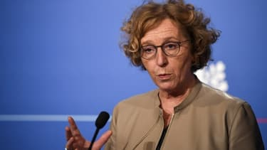 Muriel Penicaud, ministre du travail