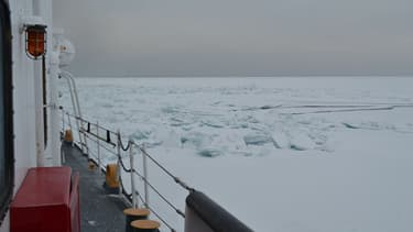 Le Pôle Nord est un enjeu économique.