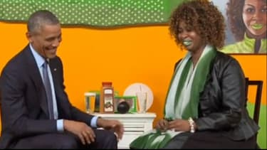 Barack Obama a répondu aux questions de trois stars de YouTube.