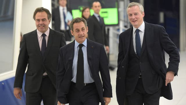 L'UMP doit indiquer ce mardi sa position officielle, Luc Chatel et Bruno Le Maire s'opposent au front républicain.