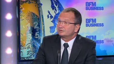 Jacques Chanut était l'invité de BFM Business ce 21 août