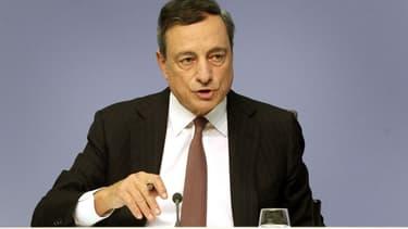 Mario Draghi est une nouvelle fois attendu au tournant par les marchés