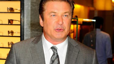 Alec Baldwin a New York en septembre 2010