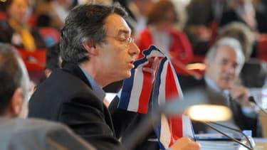 L'ancien maire de Fontenay-aux-Roses, Pascal Buchet, le 23 octobre 2009 à Nanterre.