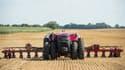 Le Case IH Magnum, un tracteur autonome.