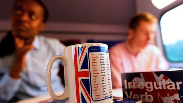 La richesse par habitant et la maîtrise de l'anglais sont positivement corrélées