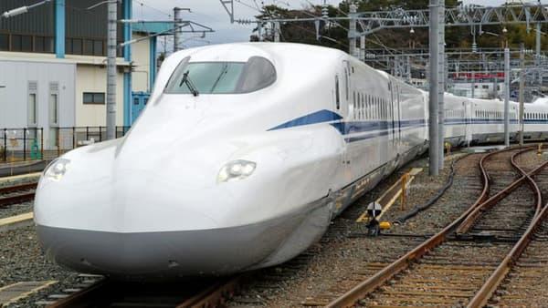 Le nouveau Shinkansen japonais
