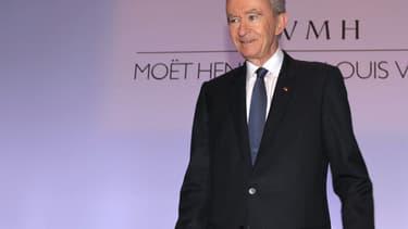 Bernard Arnault, l'homme le plus riche de France, a domicilié plusieurs sociétés en Belgique depuis 1999.