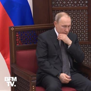 Vladimir Poutine remporte son référendum et peut rester à la tête de la Russie jusqu'en 2036