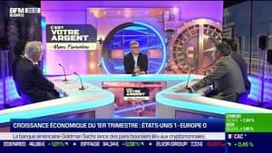 La semaine de Marc (1/2): Croissance économique du 1er trimestre, États-Unis 1 - Europe 0 - 07/05