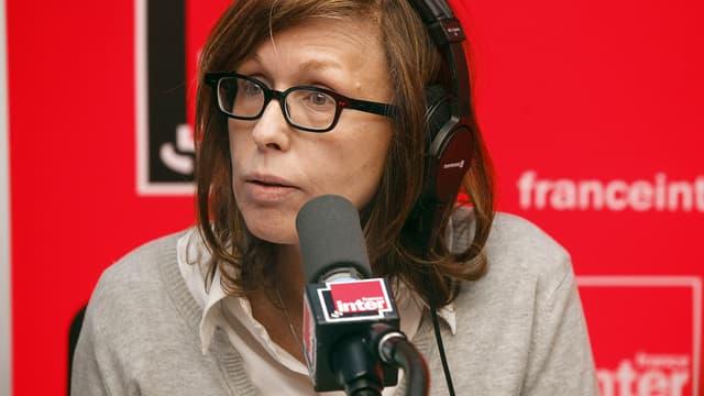 Pascale Clark en avril 2012