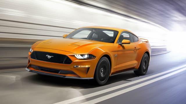 Le constructeur américain fait vibrer le V8 5 litres, jusque dans votre smartphone.