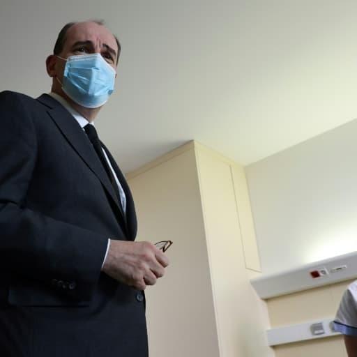 """EN DIRECT - Castex exhorte les plus de 55 ans à se faire vacciner, """"en particulier avec AstraZeneca"""""""