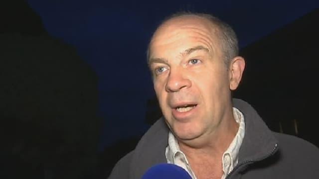 Jean-Luc Duhamel a sauvé la vie de quatre de ses voisins, à Mandelieu-la-Napoule.
