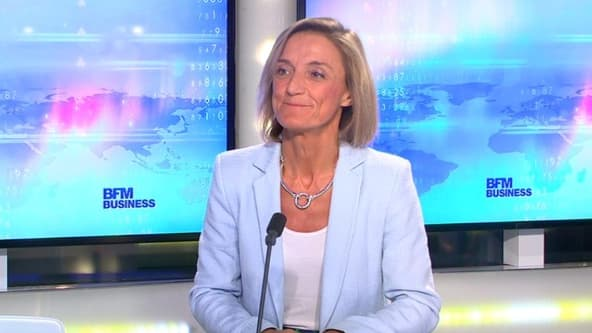 Hélène Crocquevieille était l'invité de BFM Business ce lundi 23 septembre