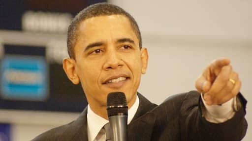 Barack Obama table sur un déficit de 3,7% du PIB en 2014 et 3,1% en 2015.
