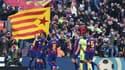 Les supporters vont patienter avant de célébrer un but du Barça