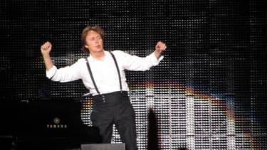 """Le prochain album, """"New"""", de Paul McCartney est attendu pour le 14 octobre au Royaume-Uni"""