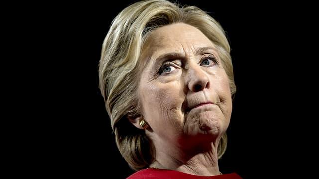 Hillary Clinton, le 7 novembre 2016