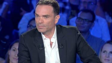 Yann Moix dans ONPC