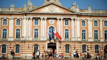 Le Capitole, à Toulouse