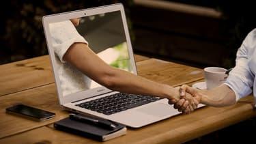 Les rencontres en ligne prennent une tout autre ampleur.