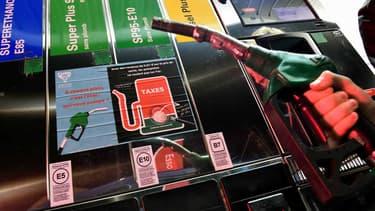 Le gazole s'affichait à 1,4180 euro le litre la semaine dernière en moyenne en France. C'était 0,94 centime de plus que la semaine précédente.