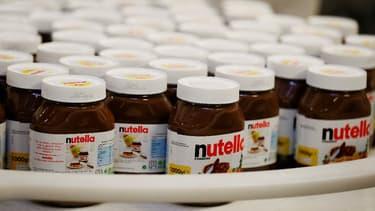 """Du Nutella """"moins crémeux""""?  (photo d'illustration)"""