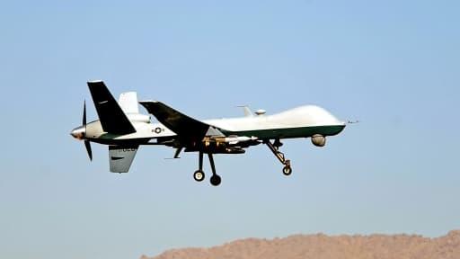 La France a dû faire l'acquistion de 12 drones MQ-9 Reaper à l'américain General Atomic.