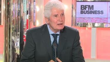 Guy Nafilyan, président directeur général de Kaufman & Broad, invité sur BFM Business ce jeudi 21 mars