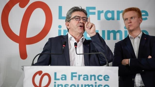 Jean-Luc Mélenchon (photo d'illustration)