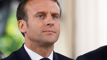 Emmanuel Macron - Image d'illustration