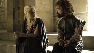 Daenerys Targaryen et Tyrion Lannister, deux des personnages les plus populaires de la série