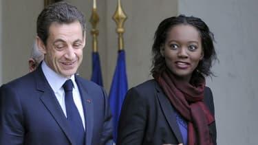 """Nicolas Sarkozy s'est-il servi des femmes pour remporter certains combats politiques? C'est en tout cas ce qu'affirme l'ancienne Secrétaire d'Etat Rama Yade, dans son libre """"Anthologie regrettable du machisme en politique""""."""
