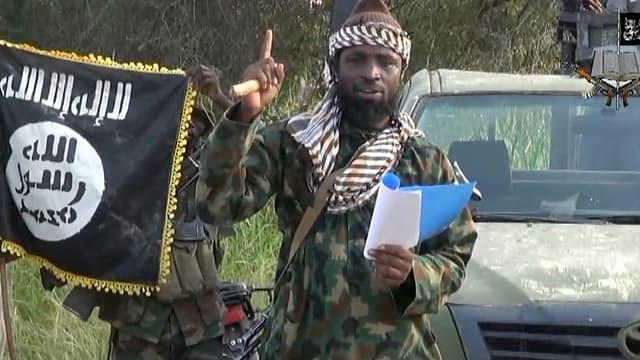 Le chef de Boko Haram, Abubakar Shekau, est apparu dans une vidéo diffusée jeudi.