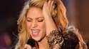 Shakira, le 18 mai 2014 à Las Vegas.