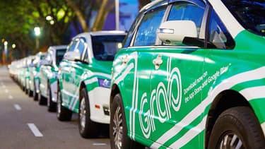 En Asie du Sud-Est, Grab se taille la part du lion sur un marché de 600 millions d'habitants qu'il ne veut pas partager avec Uber.
