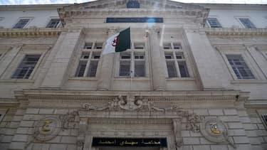 Un tribunal en algérie - Image d'illustration