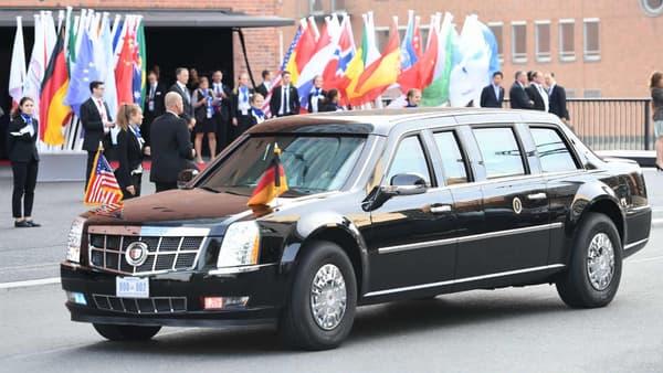 La prochaine version de la limousine devrait adopter une calandre plus moderne, aux lignes toute horizontales.