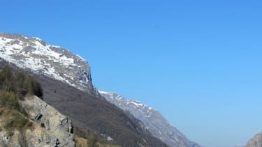Le glacier de La Meije (image d'illustration)