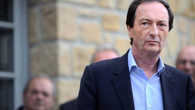 """Michel-Edouard Leclerc considère que la guerre des prix est """"un jeu de poker menteur"""""""