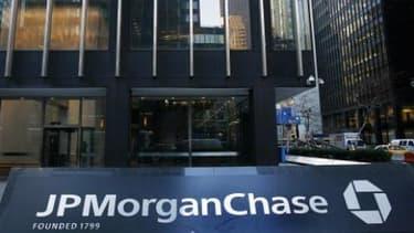 JPMorgan cible plus particulièrement son unité de crédits hypothécaires