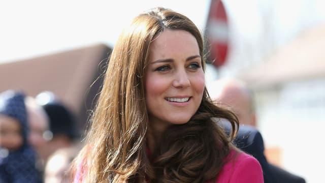 Kate Middleton à Londres en mars 2015.