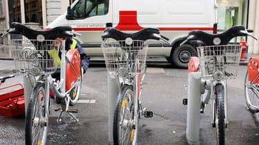 Un défaut de fabrication affecte plusieurs centaines de vélos de JCDecaux.