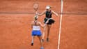 Babos et Mladenovic - Roland-Garros