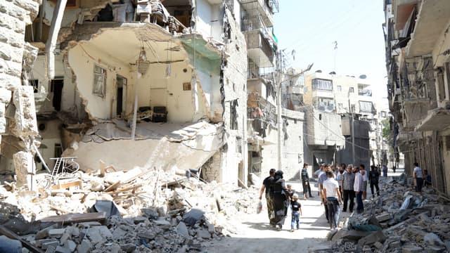 """Selon l'ONU, la transition politique en Syrie est """"la mère de toutes les questions"""" - Lundi 14 mars 2016"""