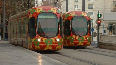 Vue du tram