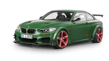 Au moins 150.000 euros ont été nécessaires rien qu'à la production de cette ACL2, soit le prix de deux M4 ou de trois M235i.