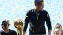 Steph Curry après le titre NBA des Golden State Warriors en juin